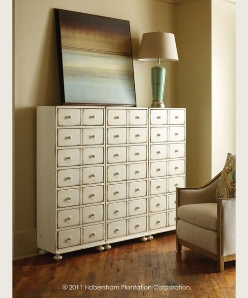 Habersham Plantation Corporation Bedroom 7 Drawer Apothecary Chest   Goodu0027s  NC Discount Furniture Stores And Furniture Outlets