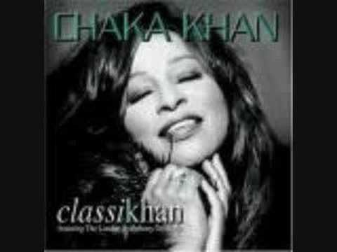 Chaka Khan-My Funny Valentine    I've been humming this song the last couple of days.