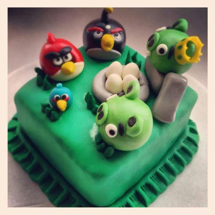 Angry birds! Banchetto Sweet Bogotá
