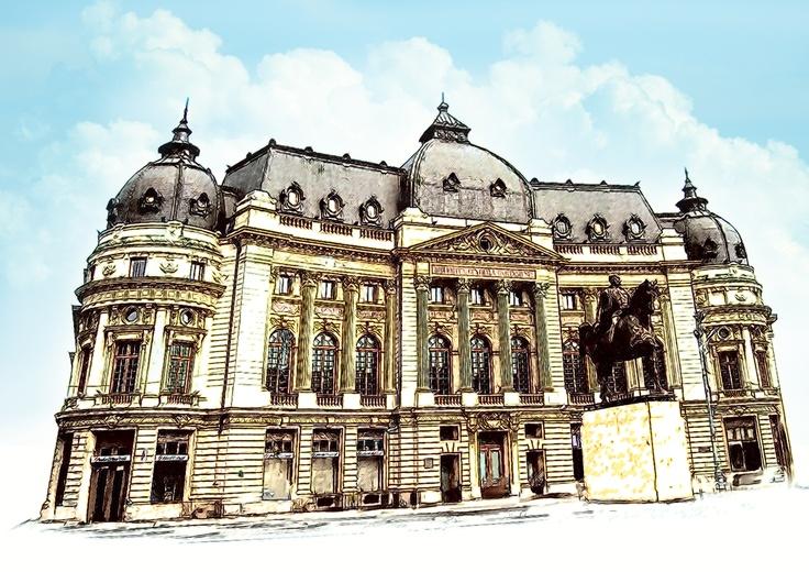 "Biblioteca Centrala Universitara ""Carol I"""