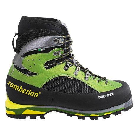 Zamberlan Dru Gore-Tex® RR Mountaineering Boots - Waterproof (For Men))
