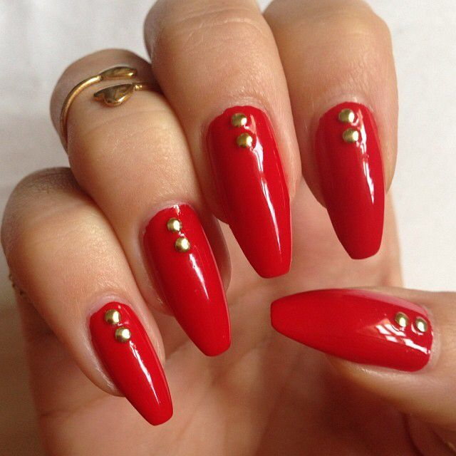 Nails Red: 17 Best Images About Prom Inspiration On Pinterest