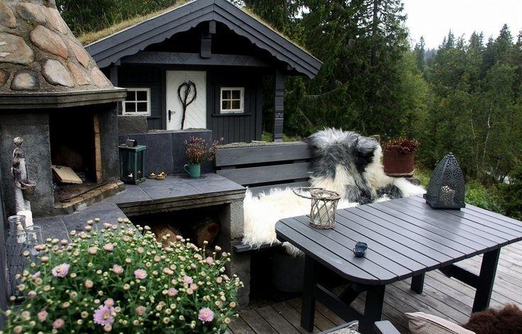 Kyrkjebygdheia i Nissedal, Norge