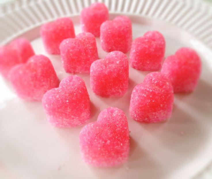 Açúcar em forma de afeto
