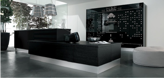 """the """"wave"""" range hood by ELICA"""
