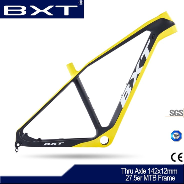 308.00$  Buy here - http://ali3ek.worldwells.pw/go.php?t=32751246391 - 2017  carbon bicicletas mountain bike  27.5/29  chinese cheap carbon frames 29/27.5er carbon mtb  frame bicycle  frameset