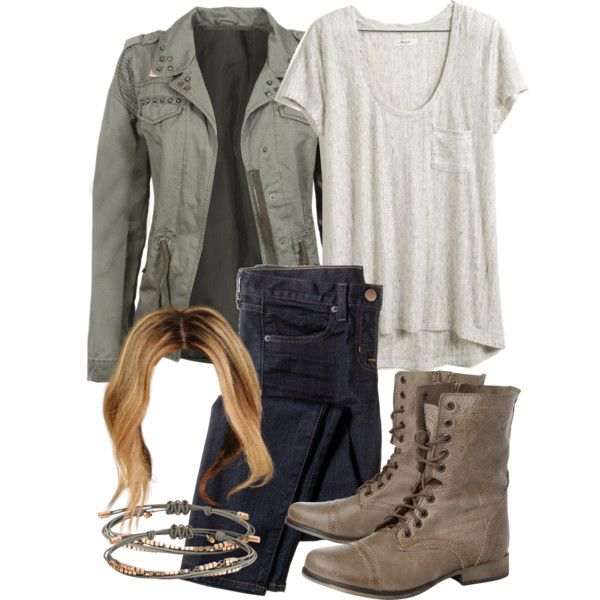 """""""Malia Inspired First Day of School Outfit"""" by veterization on Polyvore"""