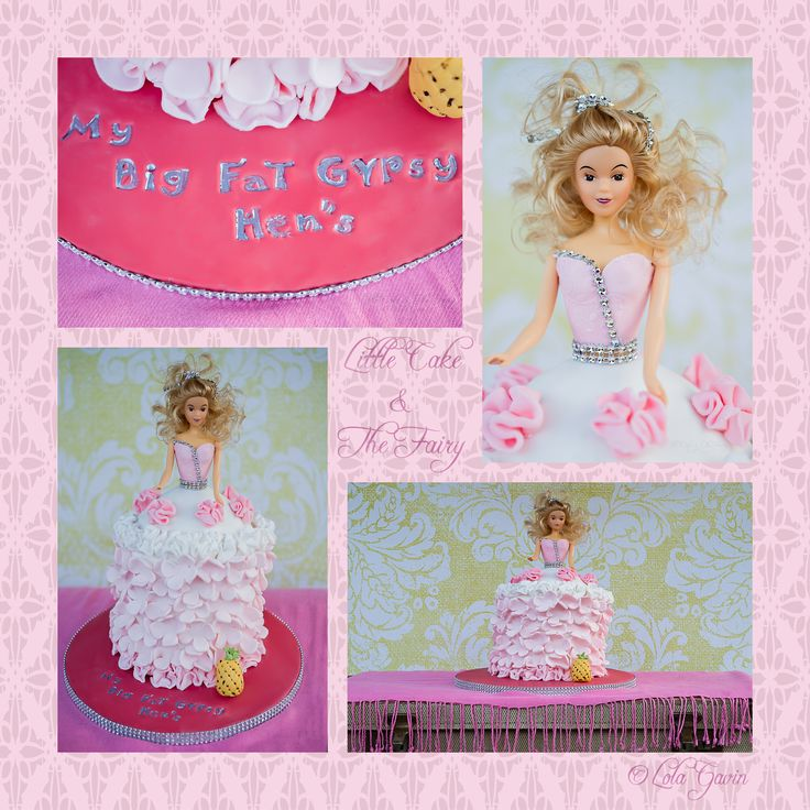 This Cake was made for a Friend of mine who i know a Long Long Time...... She had the most Spectacular My Big Fat Gypsy Hens Weekend with a Dress that was equally spectacular complete with Butterflies and Giant Tiara, Her Two Sisters even Donned Pineapple Dresses totally Fab. Her Sister surprised her with the Cake which was Captain Morgans Rum and Coke Flavour.....