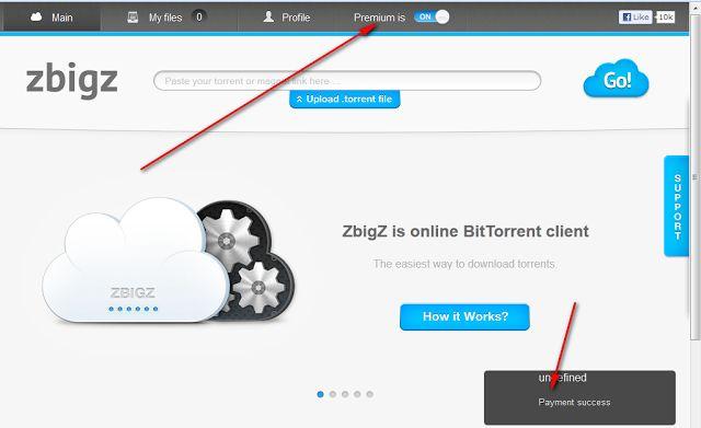 Crack zbigz premium account - crack zbigz premium account shareware