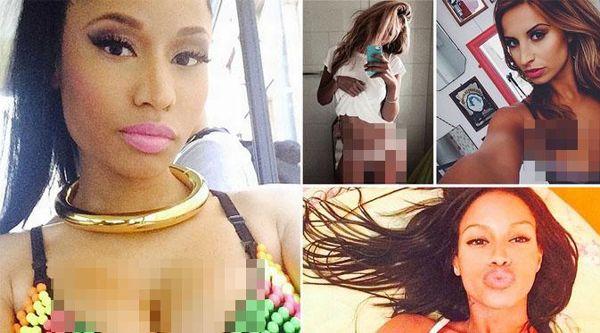 5 Foto Selfie Vulgar Para Selebriti - Yahoo News Indonesia