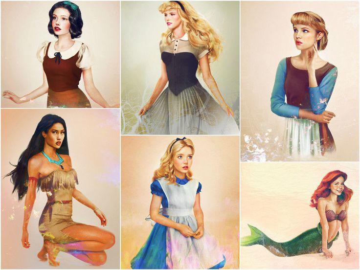 Jak wyglądaliby książęta z bajek Disneya? - Kultura - ELLE.pl - trendy wiosna lato 2015, modne fryzury, manicure 2015, street fashion, gwiazdy, luksusowy serwis dla kobiet