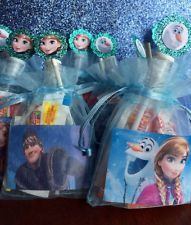 Frozen Organza Bags Party Favors Birthday Loot Goody - Cheap!!!