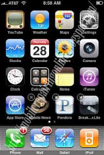 Three impressive ios apps for  apple iPhone