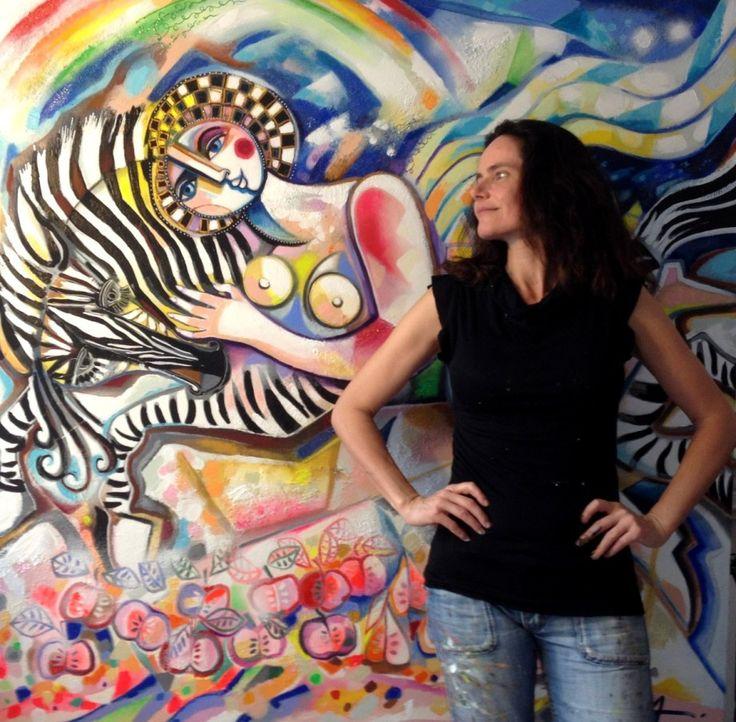 Rebecca PAINTER Cachard Marseille