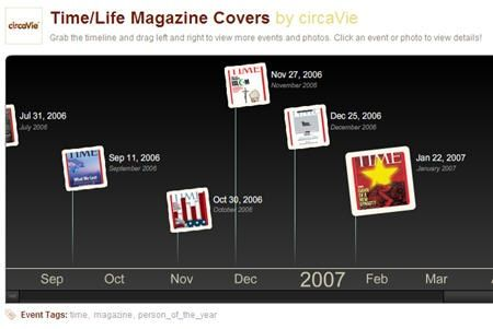 Time Life Magazine Covers