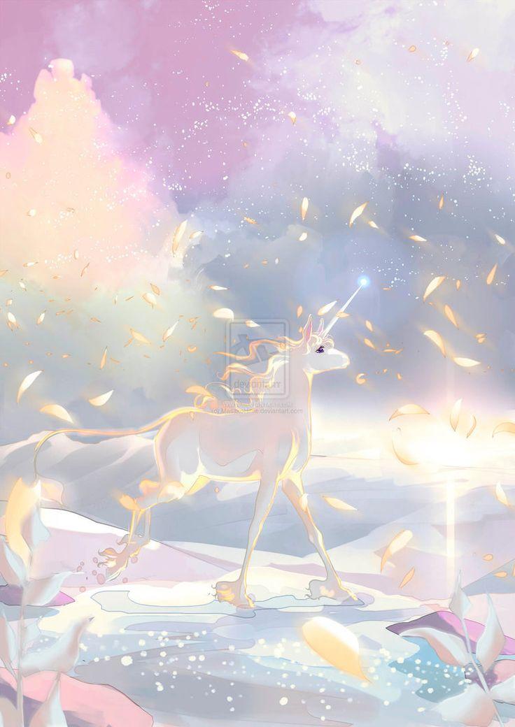 The Last Unicorn by MasakoHime on DeviantArt