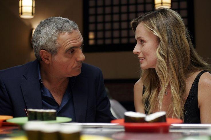 Giorgio Panariello con Serena Autieri