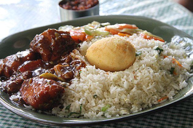 food Sri Lanka - Biriyani