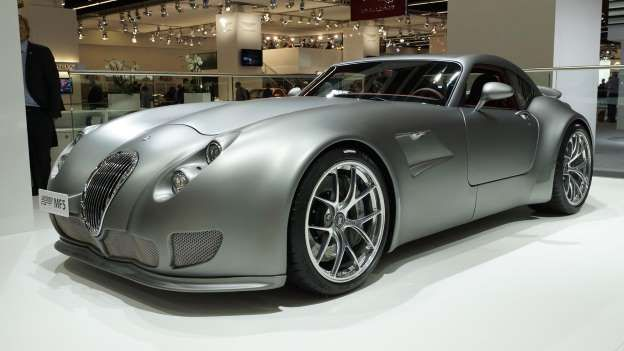 Powered by BMW's wonderful 5.0-litre V10 engine, the Wiesmann GT MF5 was quite a car. With its Gecko... - Wiesmann