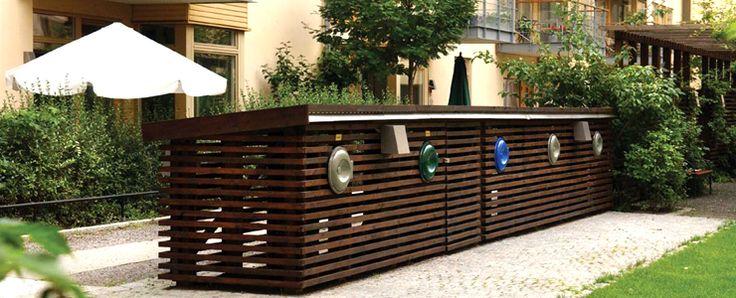 Waste sorting / Tri sélectif / Coleta seletiva / Raccolta differenziata - Envac - Sustainable vacuum waste collection systems
