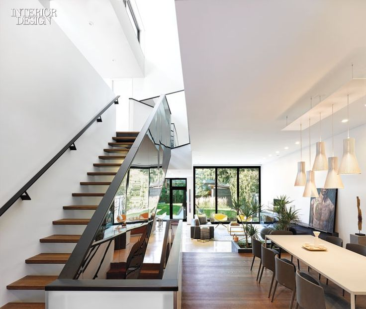 Paul Raff Studio Architects Creates a Phenomenal Sensory Experience for a  Home in Toronto  Sensory ExperienceHouse EntranceModern StairsInterior  Design. 390 best images about Projects  Country Houses on Pinterest