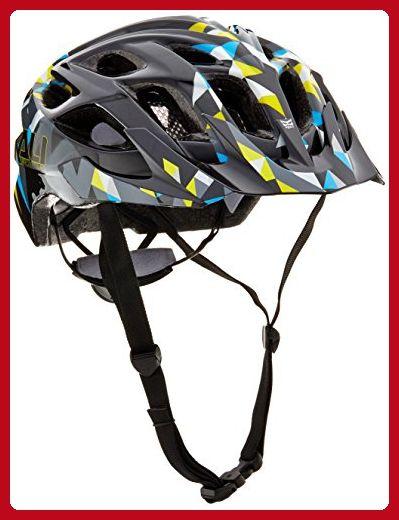 Kali Protectives Chakra Plus Bike Helmet, Shred Black, X-Small/Small - Useful things for bikers (*Amazon Partner-Link)
