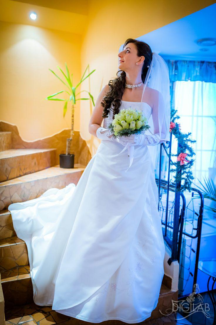 A várakozás, esküvő, kreatív fotózás, #wedding, #eskuvo, http://www.digilab.hu