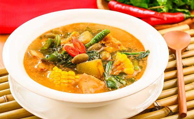 Sayur Asem Jakarta Sayuran Resep