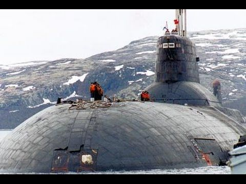 Secret Russian Sub   Mission Invisible