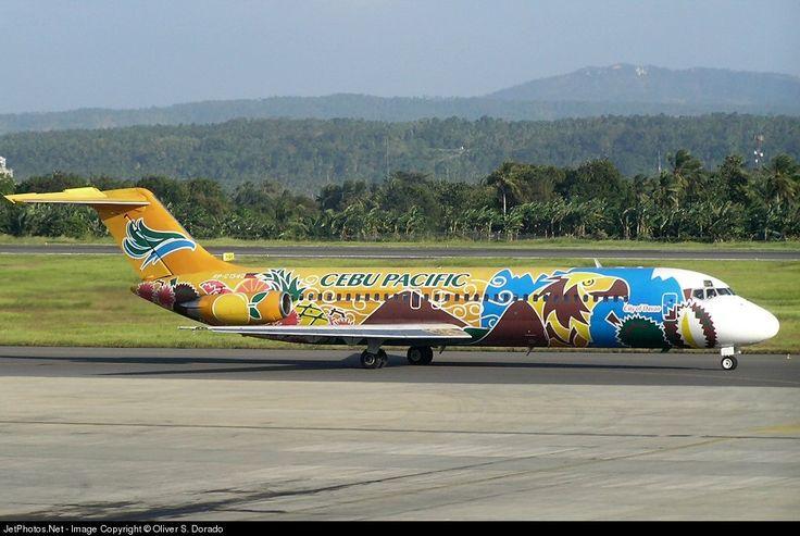 Cebu Pacific Air McDonnell Douglas DC-9-32