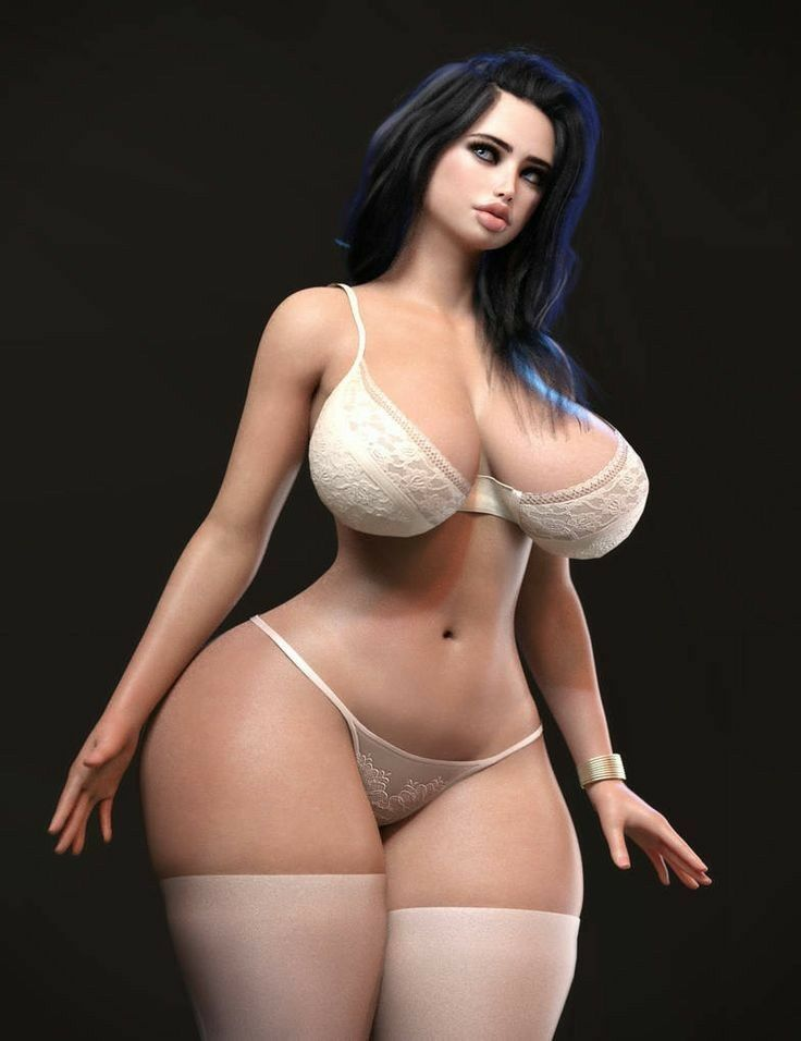 33f276a7ac60d Pin by Maria Santos on 3D in 2019 | Sexy cartoons, Sexy, Bikinis