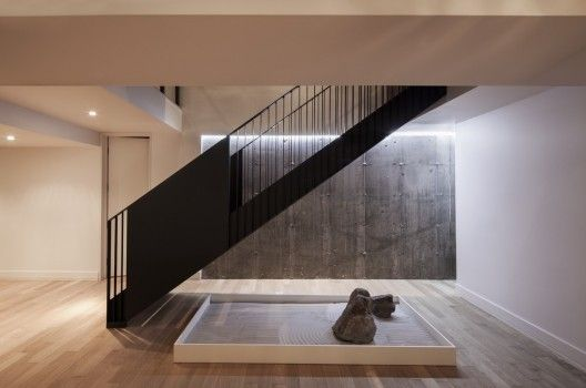 Chic Contemporary Spaces Rendered By Anh Nguyen: Résidence Nguyen / Atelier Moderno