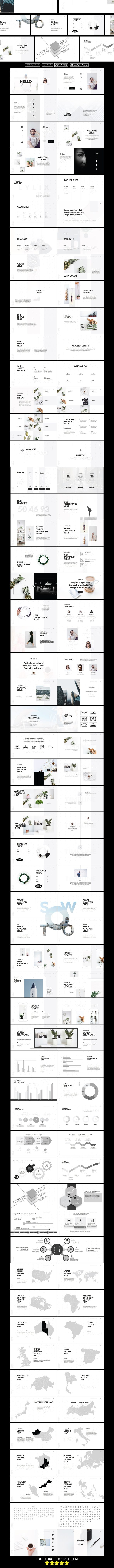 Lylix Business Keynote Design Template - Keynote Templates Presentation Templates. Download here: https://graphicriver.net/item/lylix-business-keynote-template/18868938?ref=yinkira