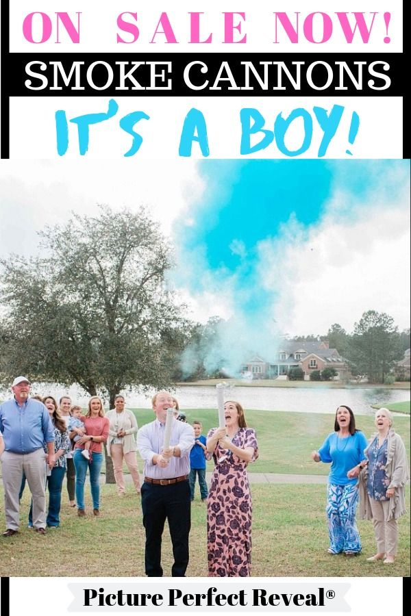 Pin On The Best Gender Reveal Ever