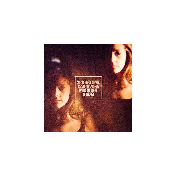 Springtime Carnivore - Midnight Room (CD)