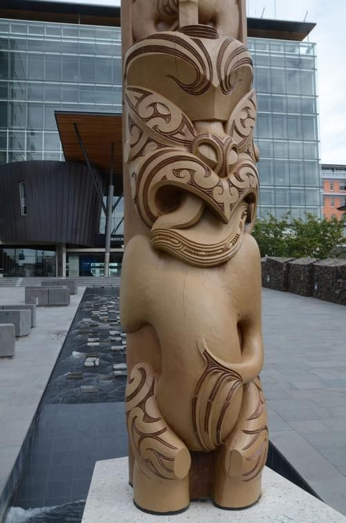 Modern New Zealand proud of its heritage and lively Maori culture.