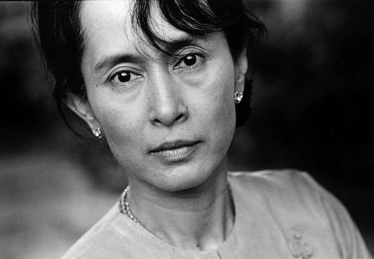 Aung San Suu Kyi (b.1945)