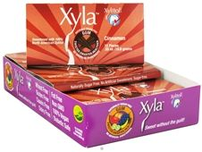 Zoom View - Xyla Naturally Sugar Free Gum