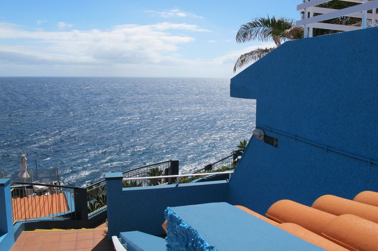 Madeira in blue
