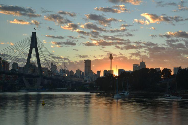 Sunrise at Glebe Point by Patty Jansen on 500px