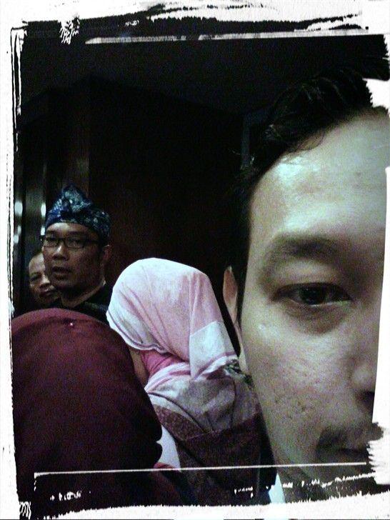 Saelah Pa Wali.. #selviesukaesih edisi Ridwan Kamil