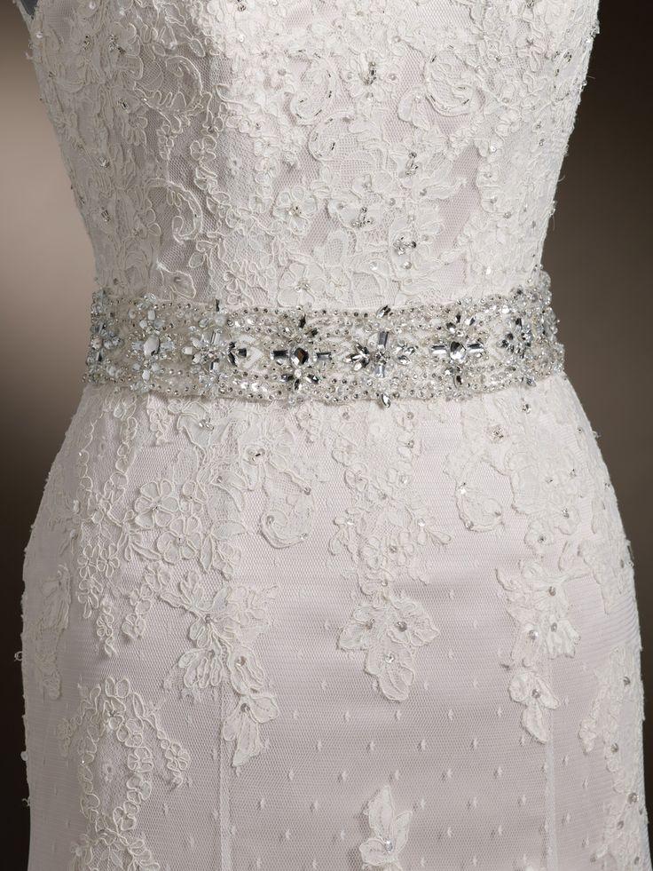 25 best images about mon cheri bridal belts on pinterest for Wedding dress accessories belt
