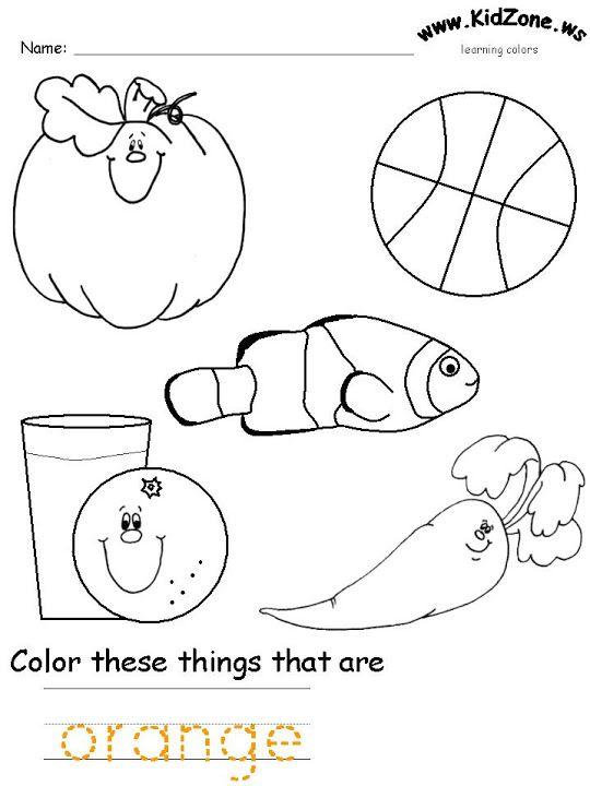 Learning colors KIDSZONE - Annacaro Todo Inglés - Picasa Albums Web