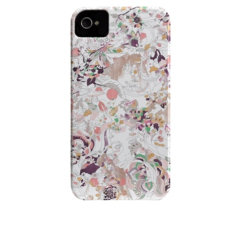 iPhoneケース!☆CASE-MATE☆FLORAL FACES by Deanne Cheuk 1