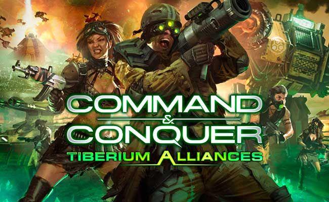 Command and Conquer Tiberium Alliances Este es un gran juego de estrategia libre para jugar en ordenador y en telefono movil.