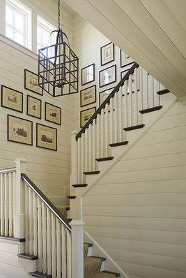 A stunning stairwell