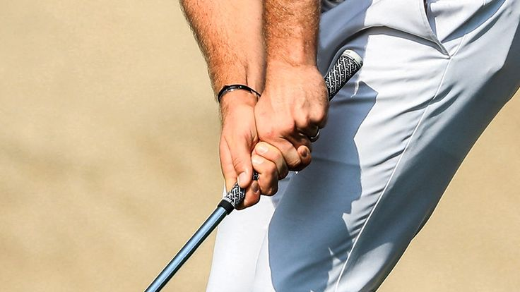 """Short chips from just off the green demand a delicate touch. These four moves will help you get up and down like Masters champ Danny Willett. 1. FACE THE SKY Willett's clubface points up at the sky. Copy this! How? Simply by having """"quiet"""" hands. Manipulating the face through impact is a sure-fire way to blade it."""