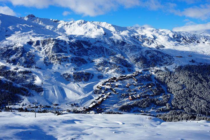 https://flic.kr/p/DsC34Z | Extreme Environments - The Meribel Mottaret ski area within Les 3 Vallées, France