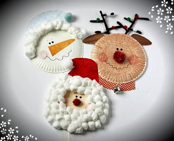 Soy preescolar ideas para diciembre termina tu d a - Manualidad ninos navidad ...