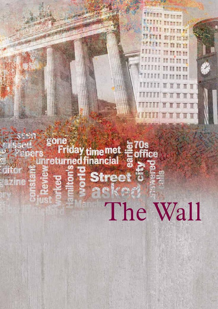 The wall catalogo